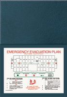 Emergency Evacuation Plan Sign