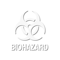 Biohazard, with Graphic