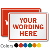 Best-Selling Custom Sign - Add Own Text