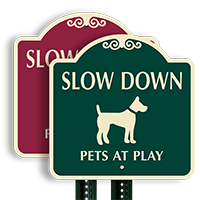 Pets At Play Slow Down