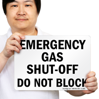 Flammable Explosive Combustible Sign