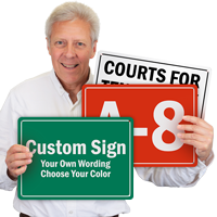 Best-Selling Custom Sign