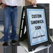 Upload Your Own Design Custom BigBoss Pro Sign Kit