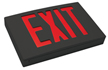 New York-Approved Die-Cast Aluminum LED Exit Sign