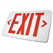 Arrow LED Exit Sign, UL924 And NFPA 101
