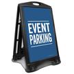 Event Parking Portable Sidewalk Sign