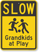 Slow Kids Playing Sign