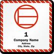Dangerous Goods in Excepted Quantities Label