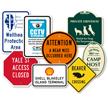 Custom Traffic Metal Signs Quoter