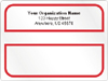Standard Roll Mailing Labels 4