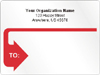 Jumbo Roll Mailing Label Design ML-12