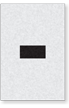 Engineer Grade Vinyl Numbers Letters Black on white Dash