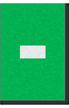 Engineer Grade Vinyl Numbers Letters White on green Dash