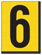Engineer Grade Vinyl Numbers 1.5