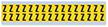 Small Vinyl Cloth Letter 'Z' Label, 0.625 Inch
