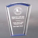 Fan Halo Acrylic Award