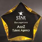 Luminary Star Acrylic Award