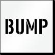 Bump Pavement Stencil
