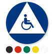 Accessible Pictogram Sign