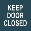 Keep Door Closed