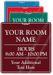 Custom Add Your Room Name Sign