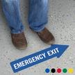 Emergency Exit, Thin Arrow