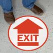Exit Arrow