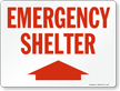 Emergency Shelter (Arrow Up)