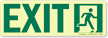 GlowSmart™ Directional Exit Sign, Right Sign