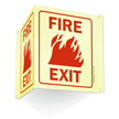 Fire Exit Sign