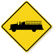 Emergency Vehicle Symbol