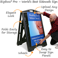 Custom BigBoss Pro Sign Kit