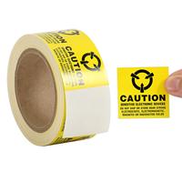Caution Electrostatic Sensitive Devices,Paper Label