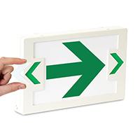 LED Exit Right Arrow Symbol Sign