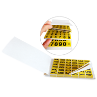 HandyPacks Digits and Letters Book