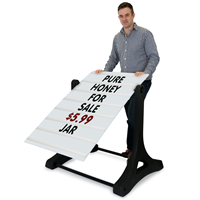 XL Swinger™ Sidewalk Sign Holder