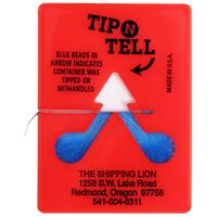 Telatip Tip-N-Tell Package Tipping Indicator