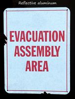 Fire & Emergency Sign