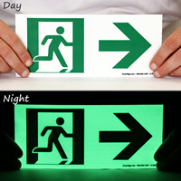 Directional Emergency Sign, Arrow Right Sign