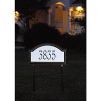 Providence Arch Reflective Plaque