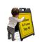 Upload Your Own Design Custom BabyBoss Sign Kit