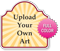 Upload Your Own Art Custom Palladio Sign - 18in. x 18in.