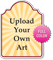 Upload Your Own Art Custom Palladio Sign - 18in. x 24in.