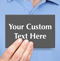 Custom Engraved Select-a-Color™ Sign