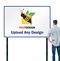 48 in. x 72 in. Customized Sign Template